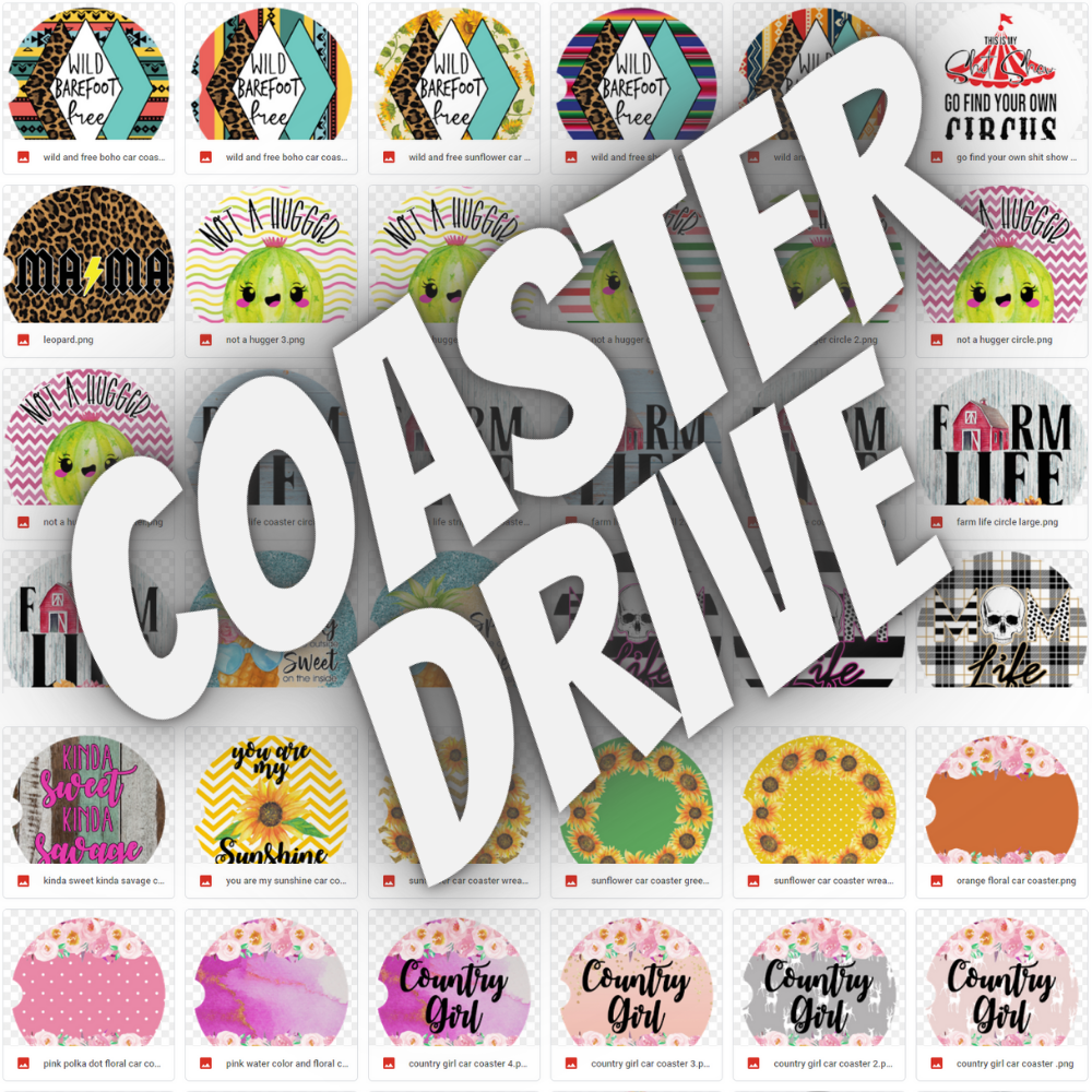 Coaster Drive Preview