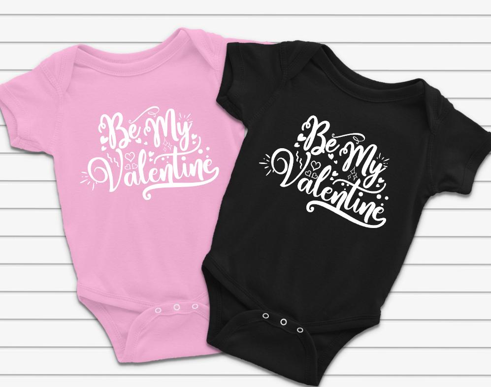 be my valentine infant
