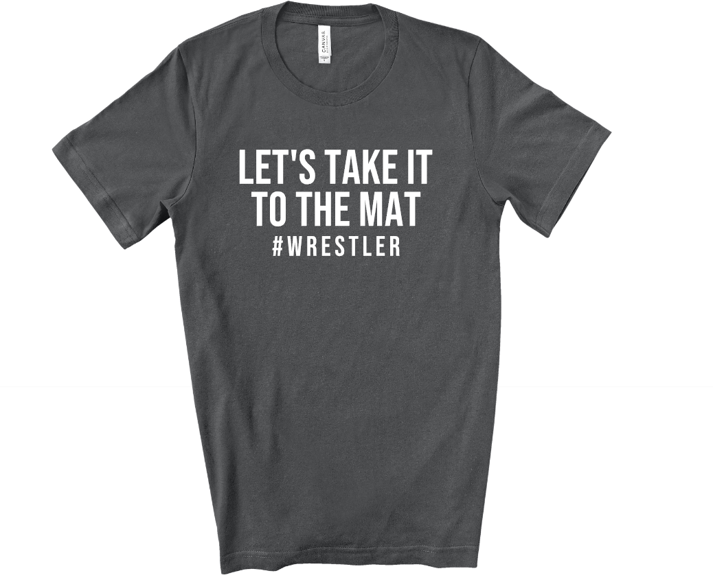 lets take it to the mat