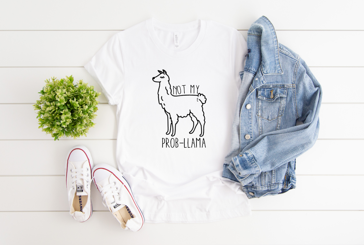 not my prob llama