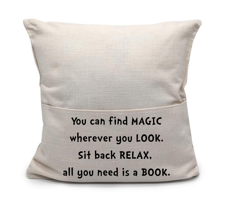 you can find magic wherever you look