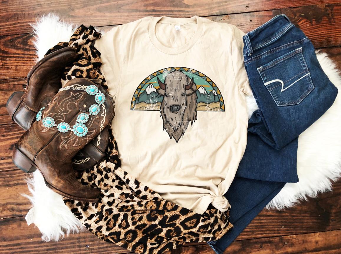 bison western