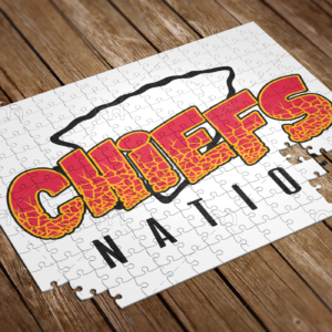 chiefs nation puzzle