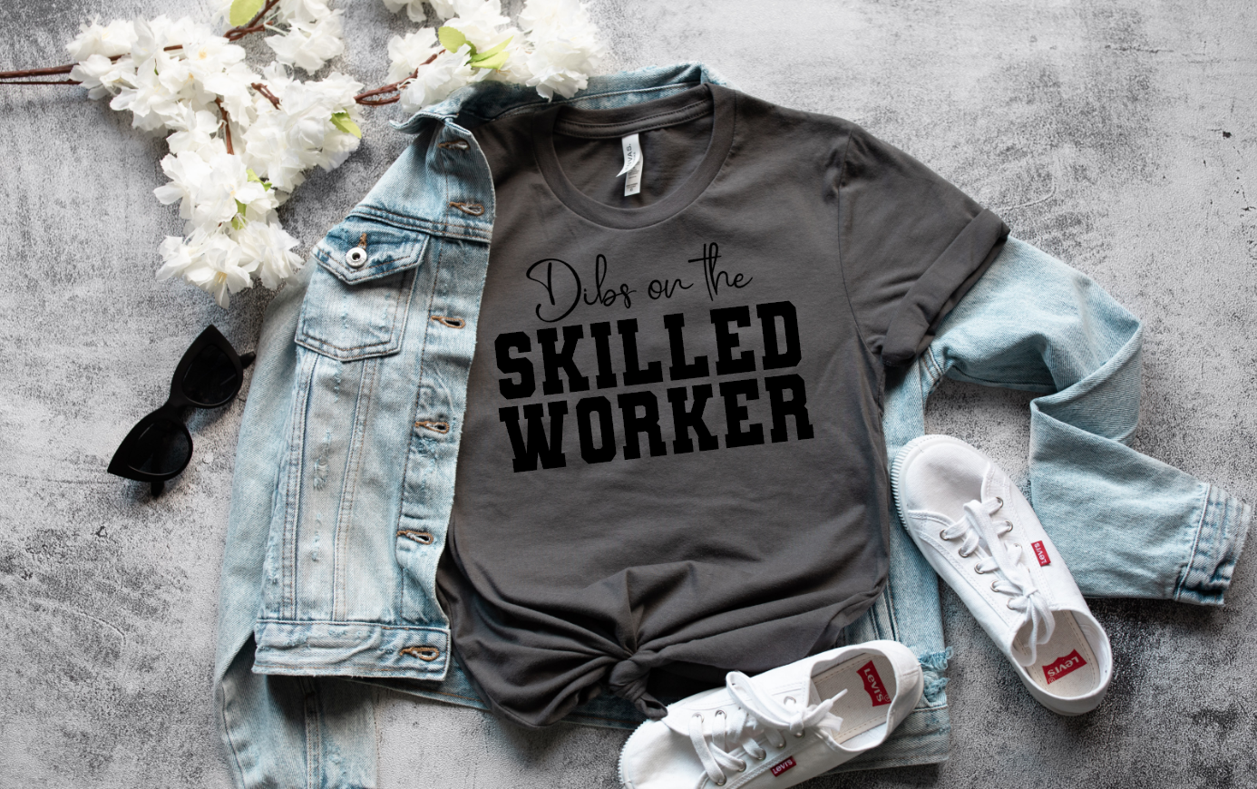 dibs on the skilled worker