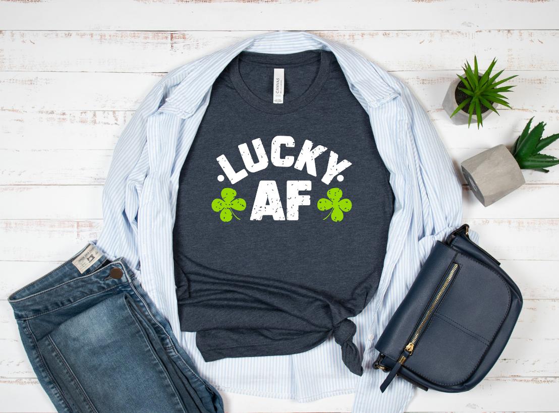 lucky af