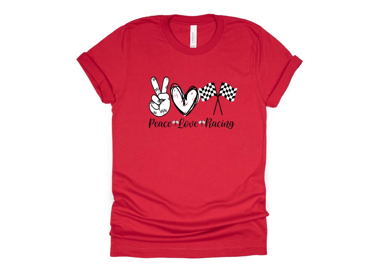 peace love racing