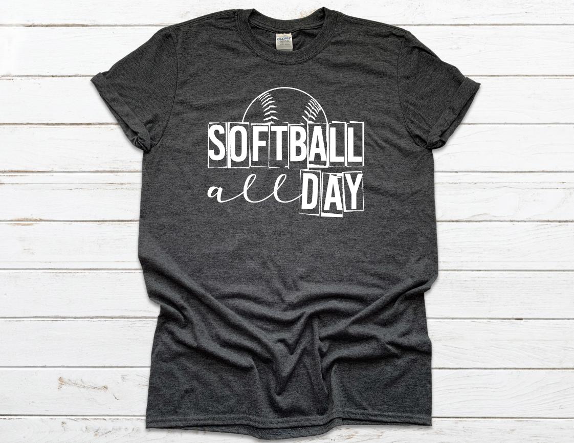 softball all day