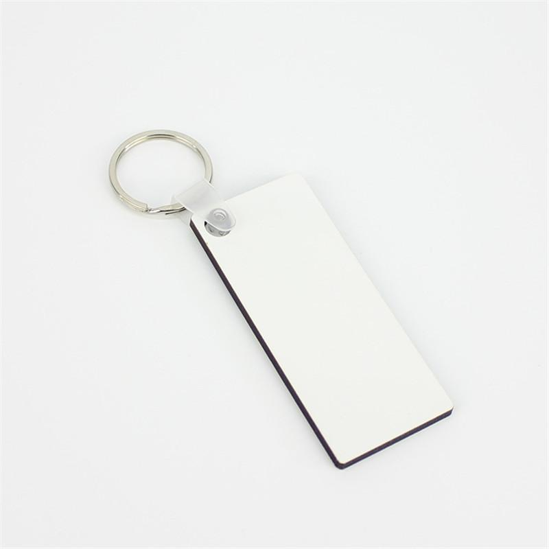 Blank Sublimation Keychain