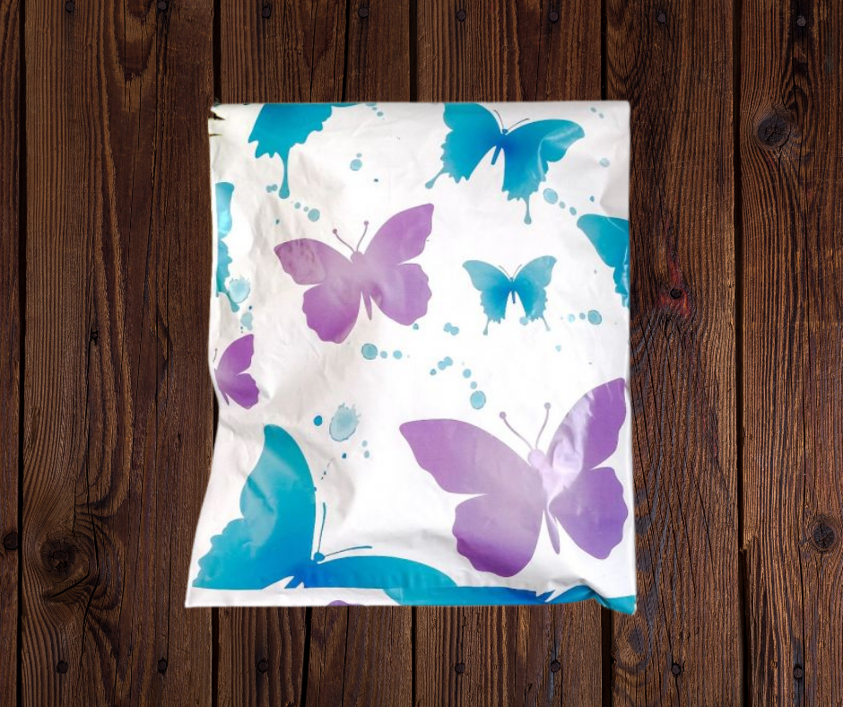 Butterfly Poly Mailer