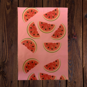 Watermelon Poly Bag