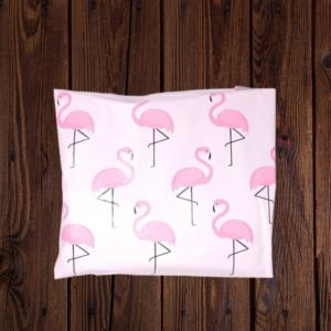 Flamingo Poly Bag