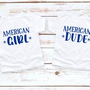 american girl and boy