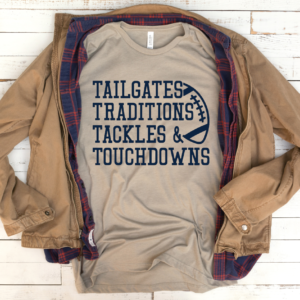 tailgates traditions touchdowns