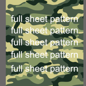 Camo 3 Pattern