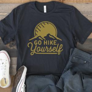 go hike yourself - vegas gold