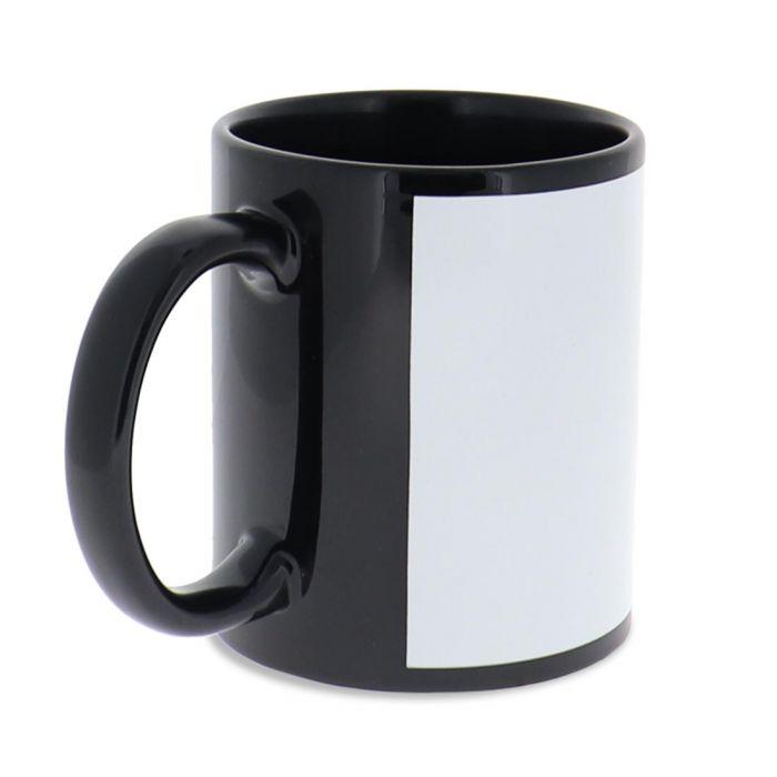 11oz Black Sublimation Mug