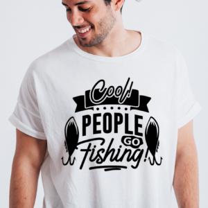 cool people go fishing