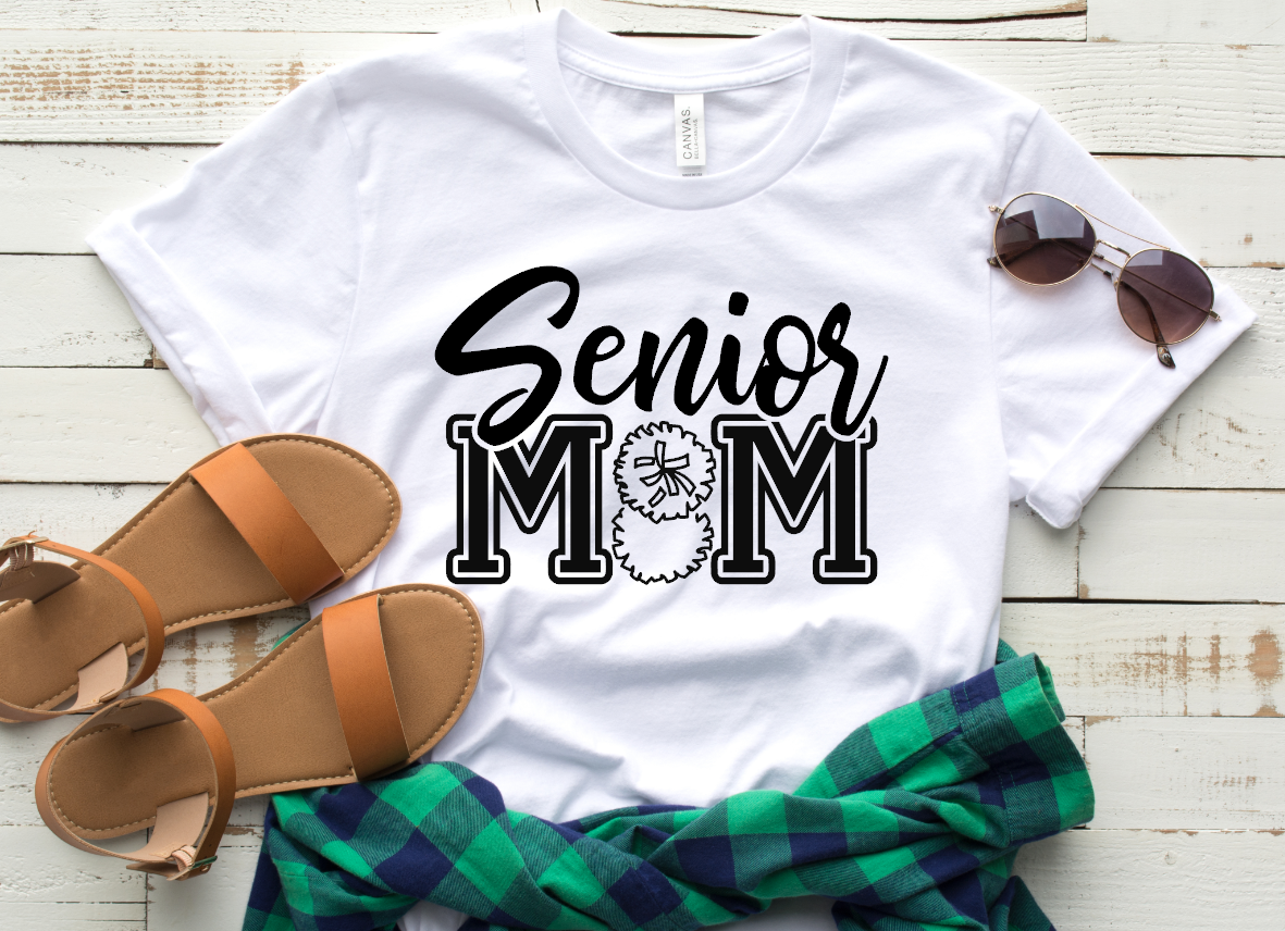 senior cheer mom