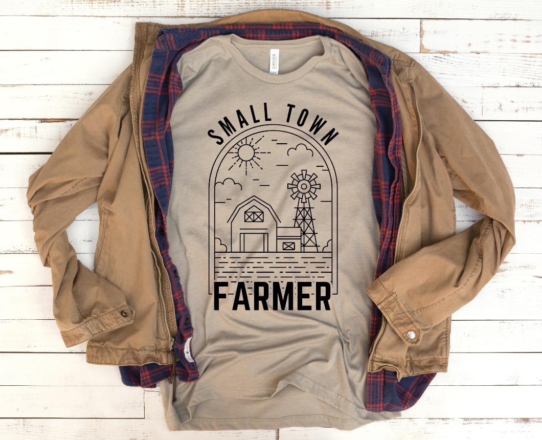 small town farmer