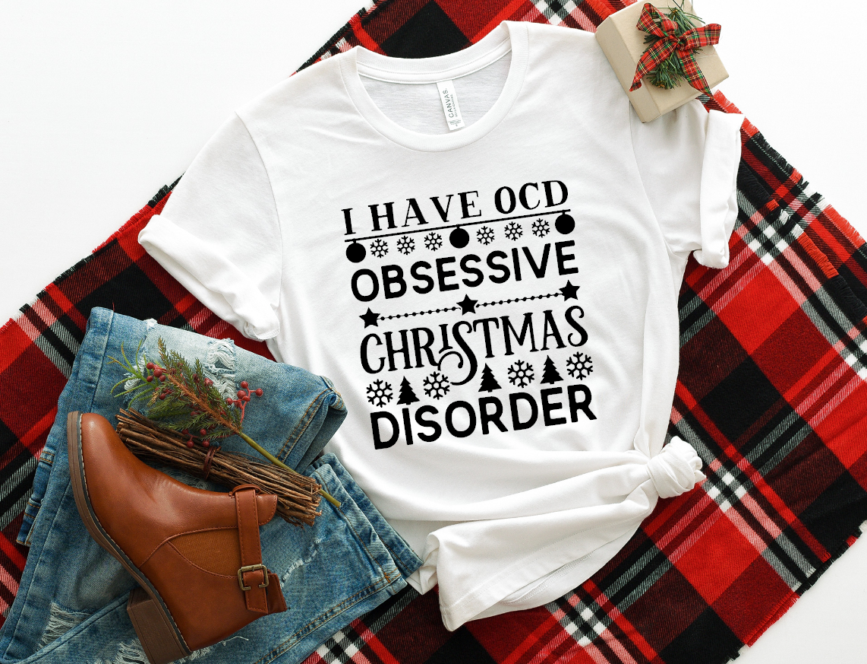 I HAVE OCD CHristmas