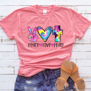 peace love pray