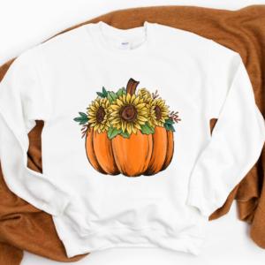 sunflower pumokin