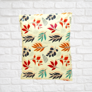 Fall Leaves Poly Mailer Poly Bag